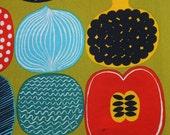 Colorful Kompotti cotton by Marimekko - A PIECE