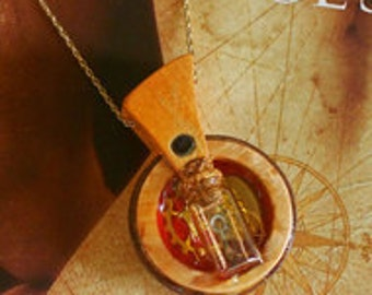 Preserving Time Pendant