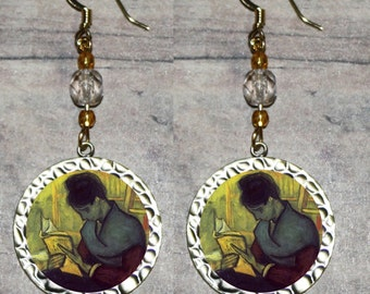 Van Gogh LIBRARIAN Earrings