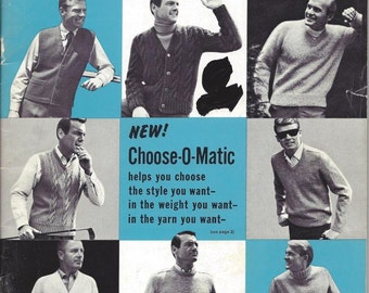 Men's Classics Knitting patterns PDF