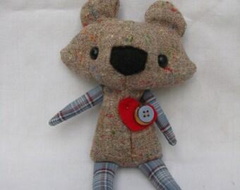 Hugo, a Tiny Bear With a Big Heart