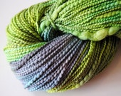 Hand Dyed Cotton Yarn - Thick and Thin - Bulky