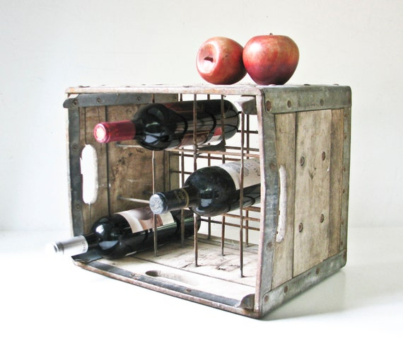 crate wine rack unavailable listing on etsy 30215