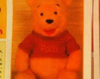 Knitting Patterns For Disney Toys : Popular items for winnie the pooh toy on Etsy