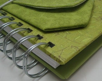 Cash Envelope Wallet/ Change Purse/ Envelope System Wallet/ Budget Wallet/ Envelope System/ Cash System/ Cash Budget/ Green Floral