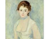 Madame Henriot by Renoir - a Frameable, Vintage 1954 Frameable Art Print