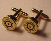 Bullet Cuff Links 410 Gauge Shotgun Shell Recycled Upcycled