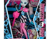 Monster High Glass Bank