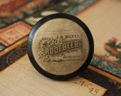 Vintage Knobs Confection Rootbeer