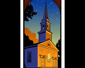 Scituate - Old Congregational Church