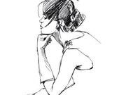 Elegant Fashion Study 2 of 2