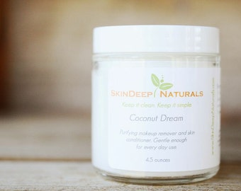 Coconut Dream - Cleanser and Eye Makeup Remover