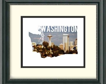 Washington - Seattle - Digital Download