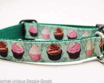 Yummy Cupcakes - Dog Collar