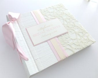 Baby Book-Birth to 12 months-lace design