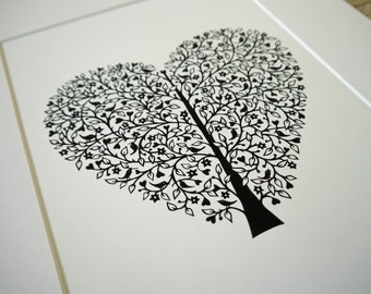 Tree of Life - PRINT 17cm x 17cm