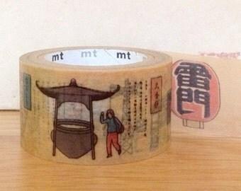 mt expo 2013 washi masking tape - tokyo edo
