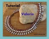 Valerie SuperDuo&Tila Necklace PDF Tutorial