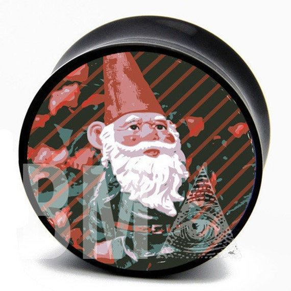 "1"" (25mm) Gnome BMA Plugs Pair"