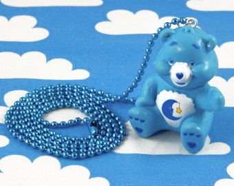 Care Bears Necklace Bedtime Bear