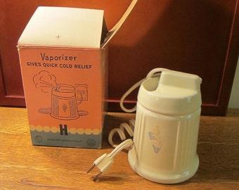Baby Bottle Warmer Vaporizer...Vintage WORKS