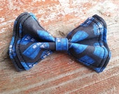 Boys Bow Tie - Doctor  Who TARDIS Bow Tie - Doctor Who Baby - Bow Ties Toddler - Doctor Who - Police Box Bow Tie - Police Public Call Box