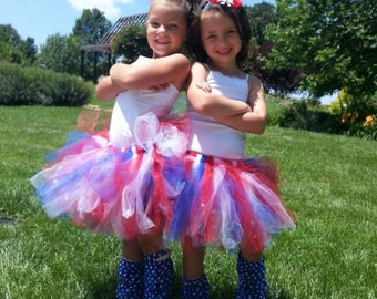 Tutu Skirt Choose your color(s) custom orders welcome priority shipping all sizes welcome