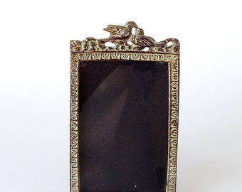 Metal Photo Frame French Style