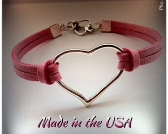 You have my Heart Bracelet, Sweetheart bracelet, Charm bracelet, Friendship bracelet