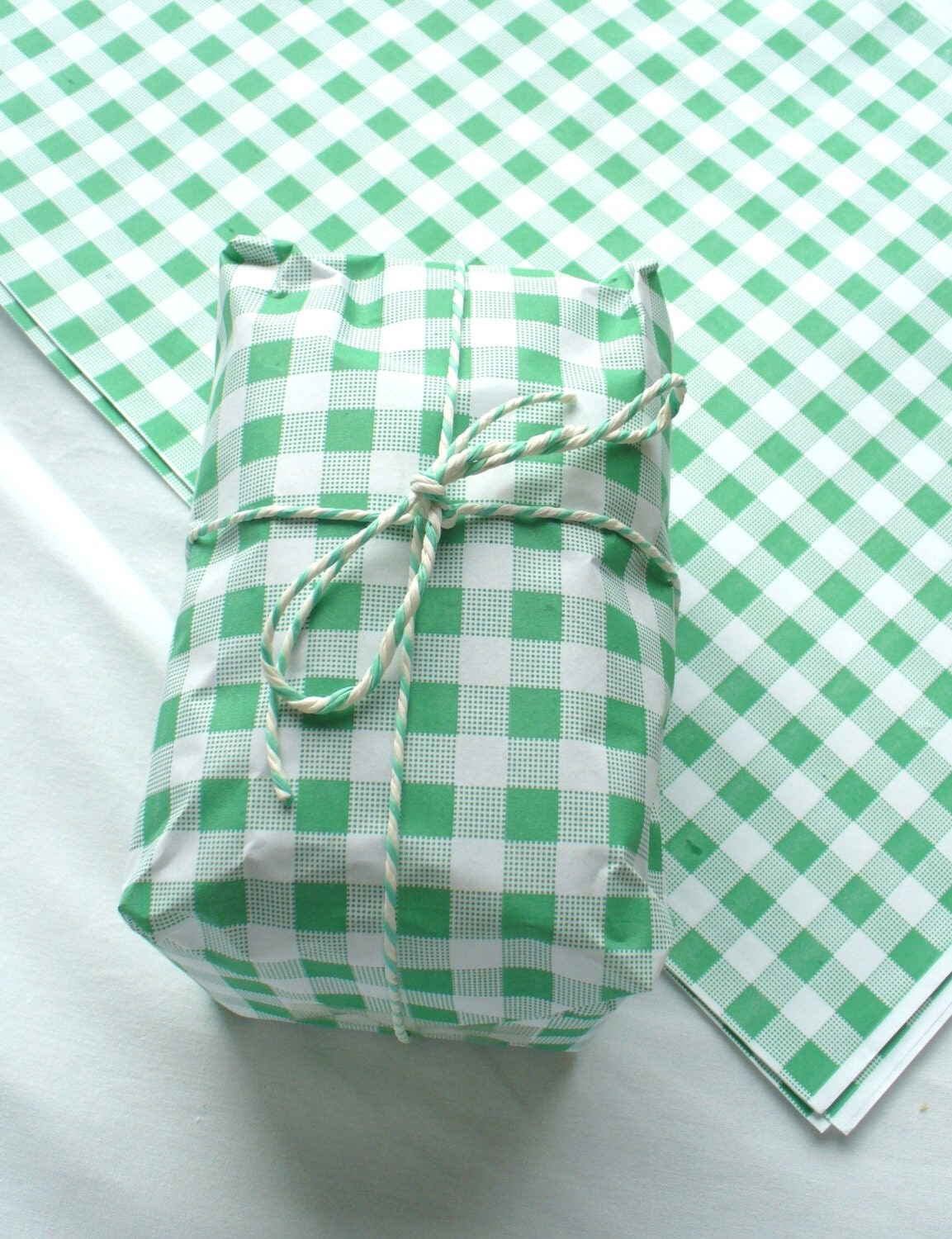 wrapping paper green - photo #24