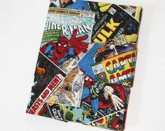 Comics eReader Cover I heart Marvel for Kindle Nook Kobo