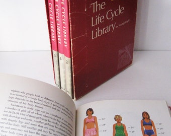 The Life Cycle Library, 1969 Sex Education Books