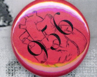 956 set anatomical pinback button heart Hidalgo County Area code