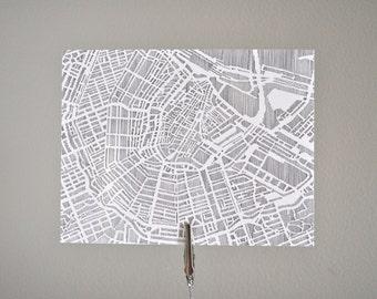 amsterdam / dublin / prague / berlin city notecards