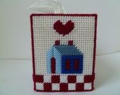 Home is Where The Heart is Tissue Box Cover