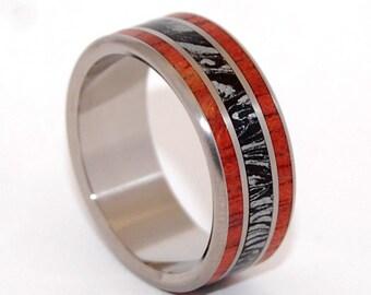 Wedding ring, titanium ring, m3, men's ring, titanium wedding ring, women's ring, something blue – SILVER LINING