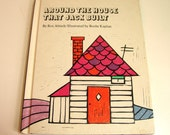 Around The House That Jack Built By Roz Abisch Vintage Childrens Book
