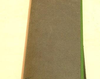 Vintage French Logorithme Book