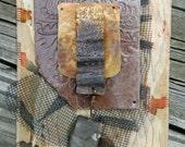 Fiber Post Card - Elf Shield