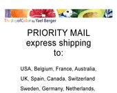 Priority Mail Express shipping for selected countries