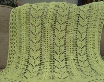 Radiance Blanket in Lemon