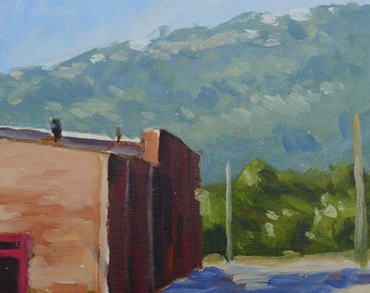 Lookout Mountain - Original Oil Painting