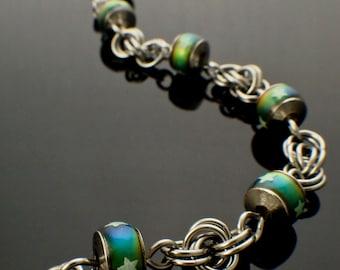 PDF Tutorial - Bead and Link Bracelet