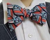 Art Deco Gatsby Bow Tie