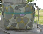 Messenger Slouch Bag
