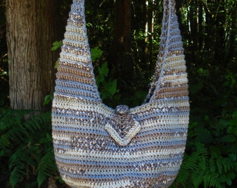 Crochet Pattern PDF – Everyday Sling Bag – PA-206