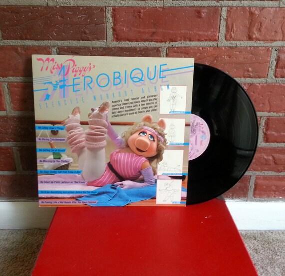 Miss Piggy's Aerobic Exercise Album