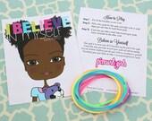 I Believe in Myself Bracelets - Jasmine