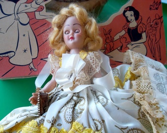 Antique Duchess Walt Disney Cinderella Doll 137