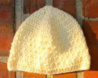 Hand Crochet Kufi Cap
